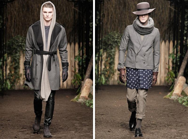 Robert Geller Fall/Winter 2012   New York Fashion Week