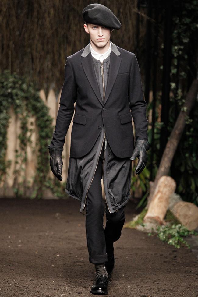Robert Geller Fall/Winter 2012 | New York Fashion Week