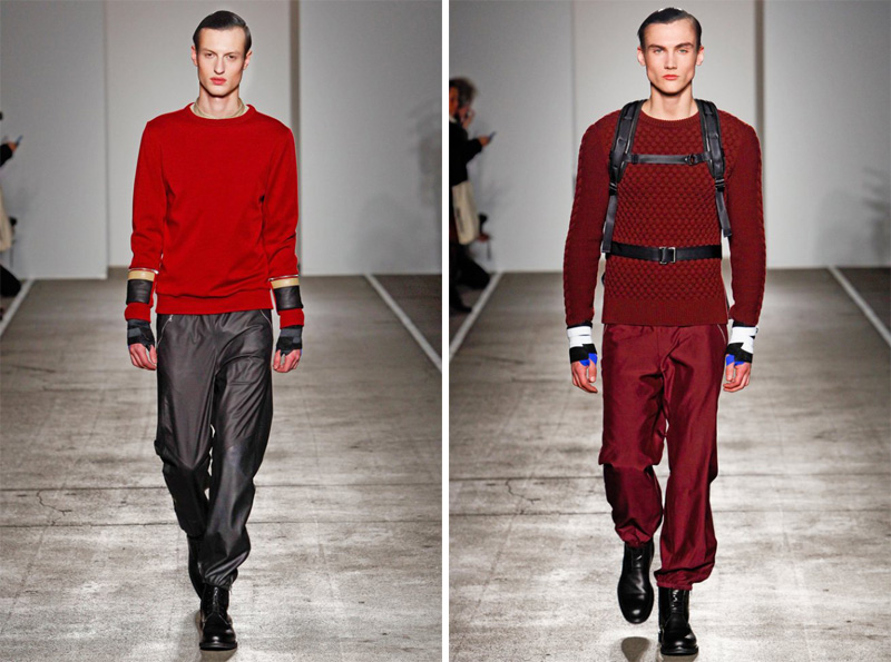 Tim Coppens Fall/Winter 2012 | New York Fashion Week