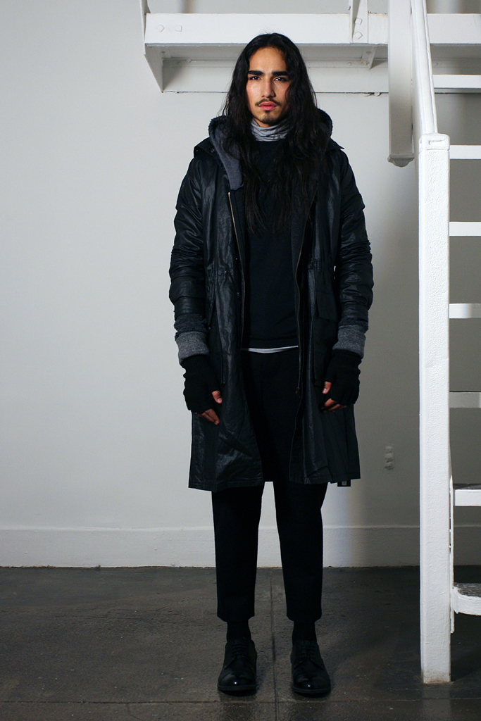 Tim Hamilton Redux Fall/Winter 2012 | New York Fashion Week