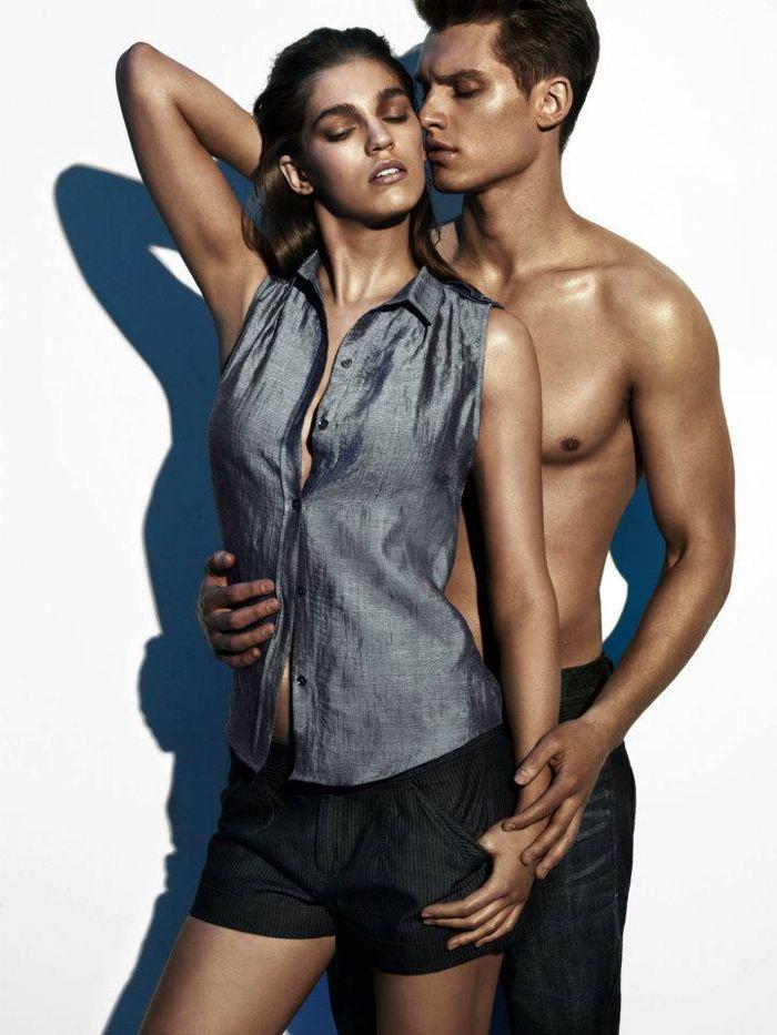 Another future Calvin Klein model | Calvin klein models