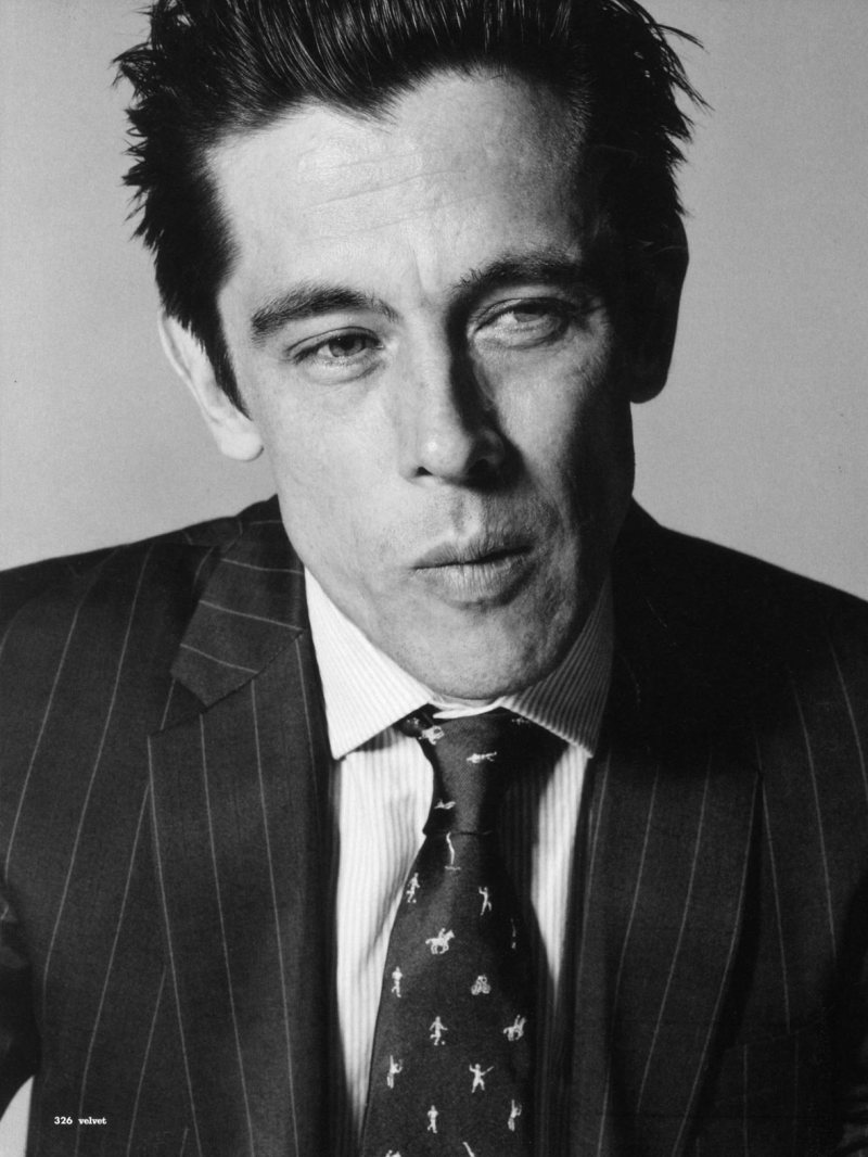 Werner Schreyer by Philip Gay for Velvet Magazine