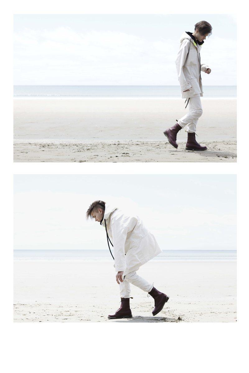 Michael Whittaker by Marissa Findlay for Zambesi Fall/Winter 2012 Campaign