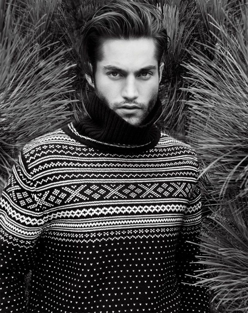 Greg Kheel by Pat Supsiri for Men's Style Magazine