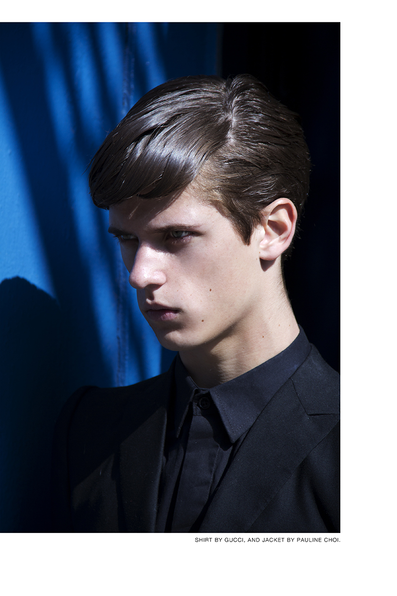Nate Hill by Brent Chua for Fashionisto Exclusive