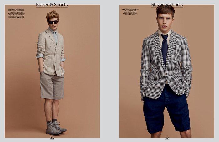 Jed Texas, Kim Dall'Armi & Christian Gadjus by Ben Lamberty for GQ Style Germany