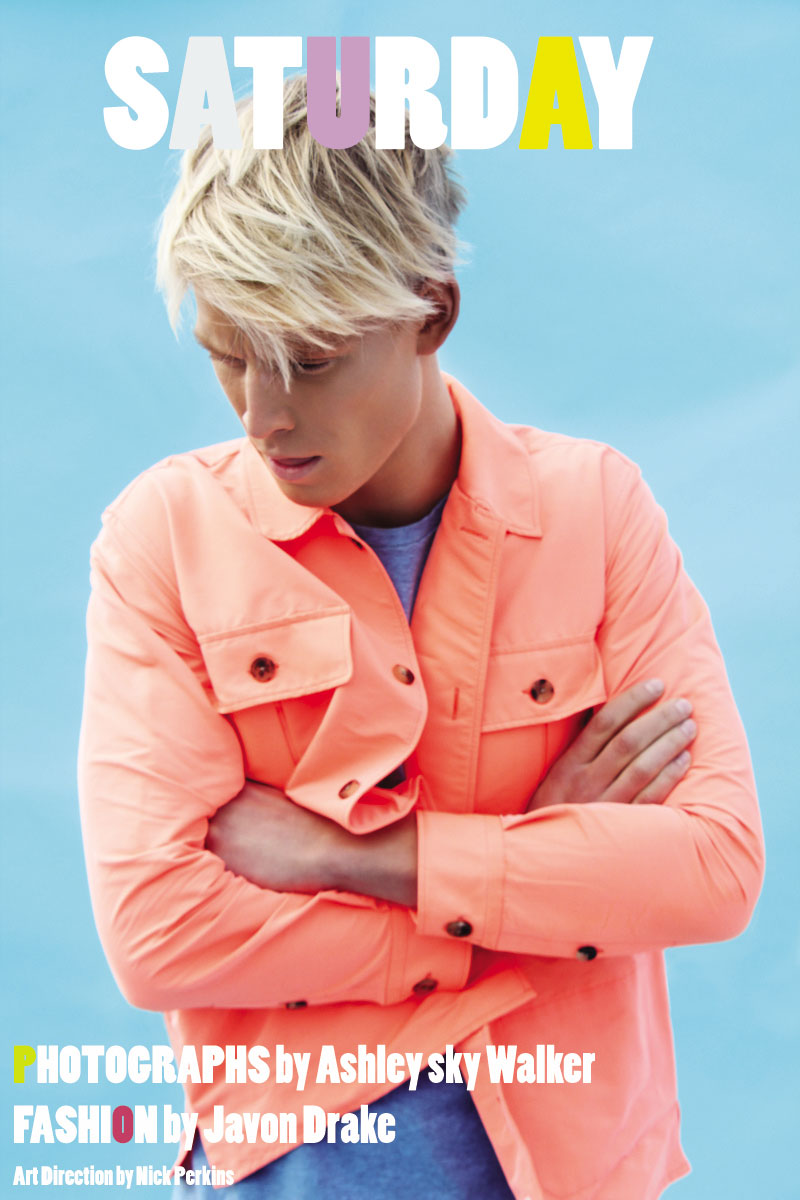 Thor Bulow by Ashley Sky Walker for Fashionisto Exclusive