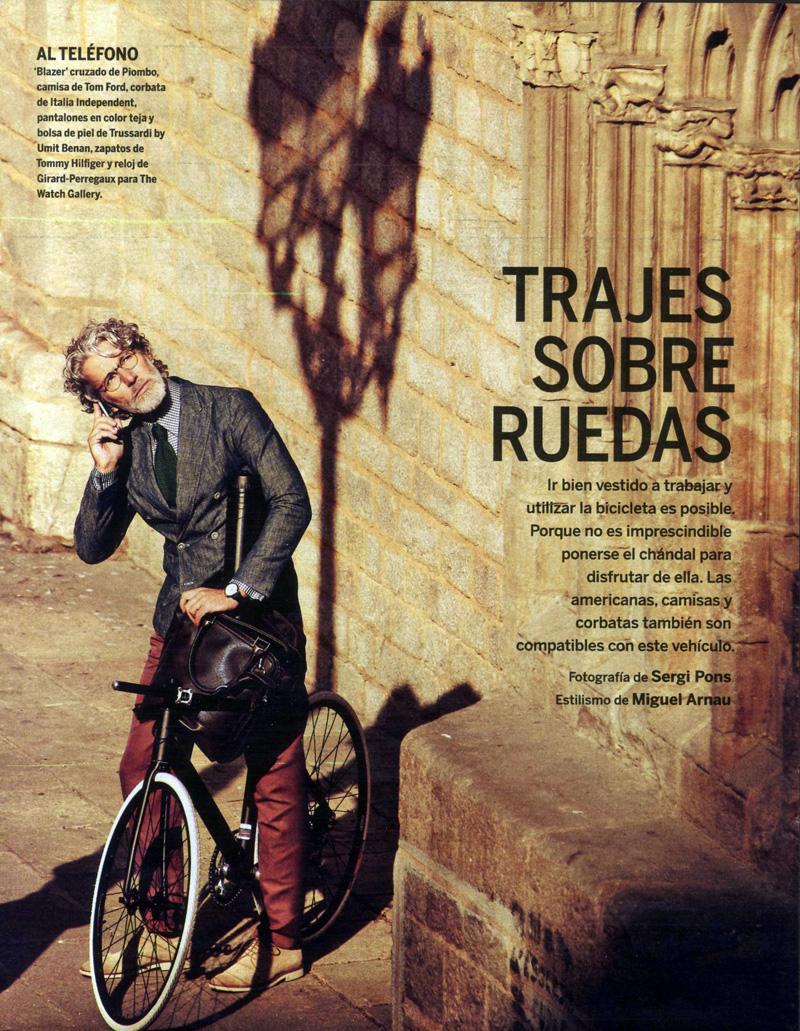 Aiden Brady by Sergi Pons for El Pais