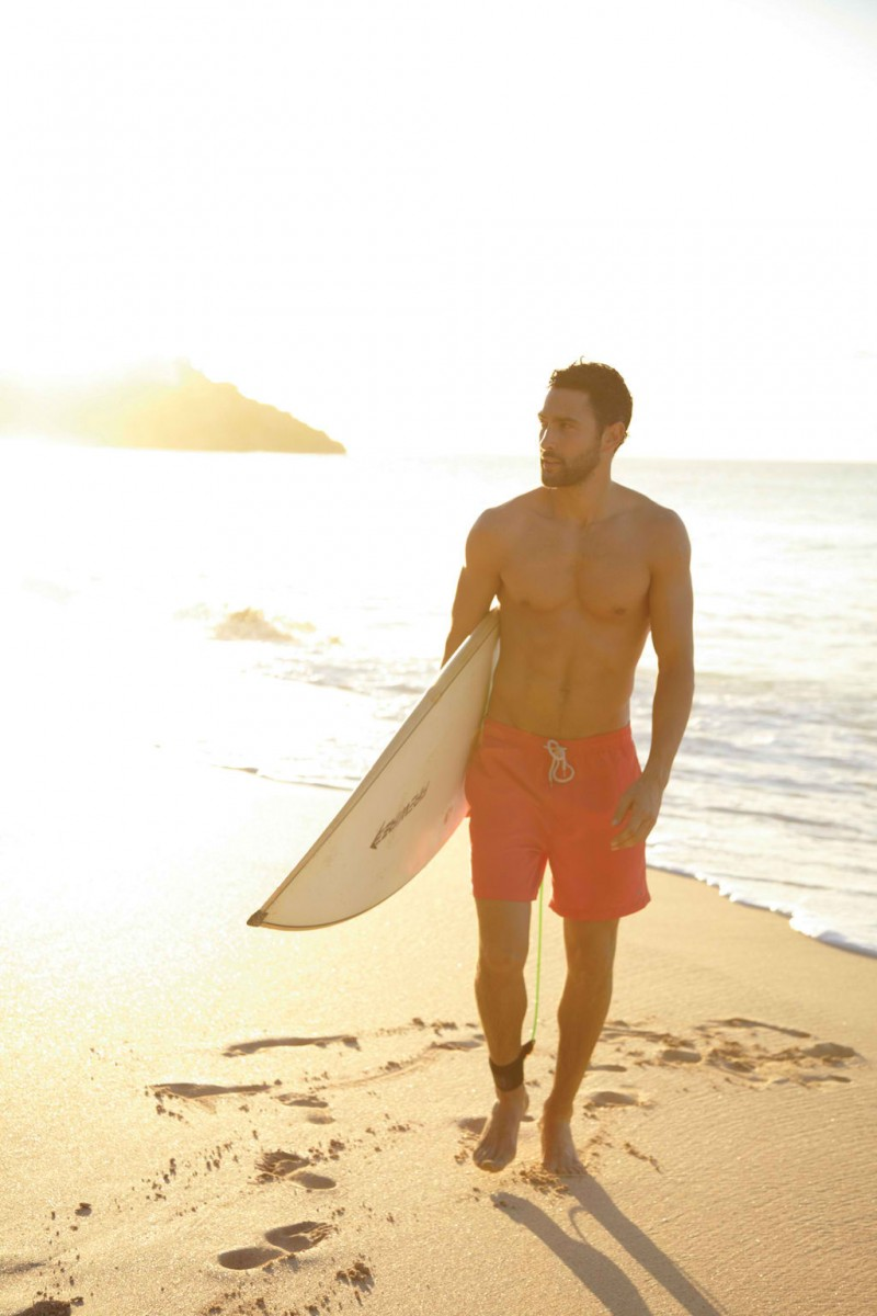 Noah Mills for Next Summer 2012