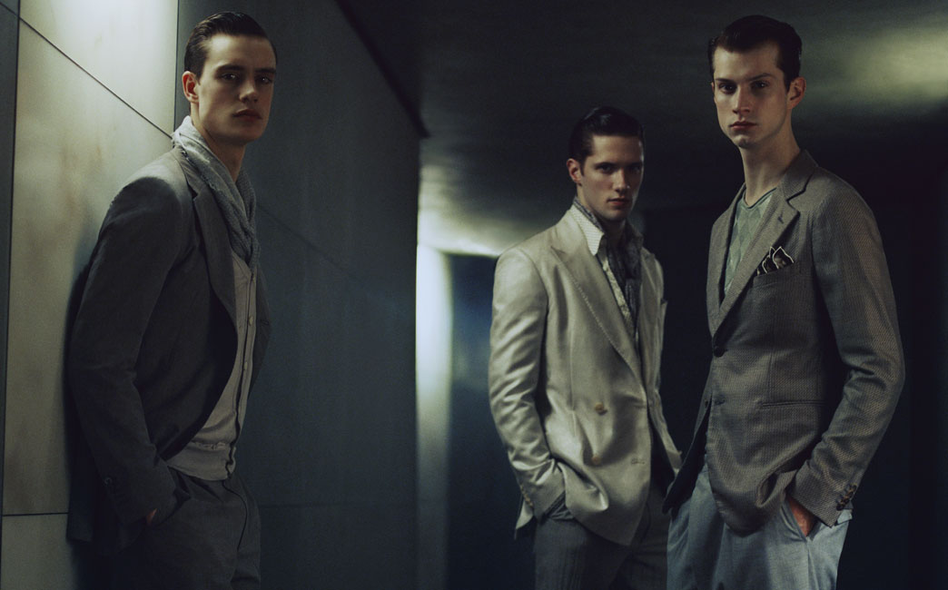 Elia Cometti, Theo Hall & Bjorn Merinder by Andrew Yee for FT: How To Spend It