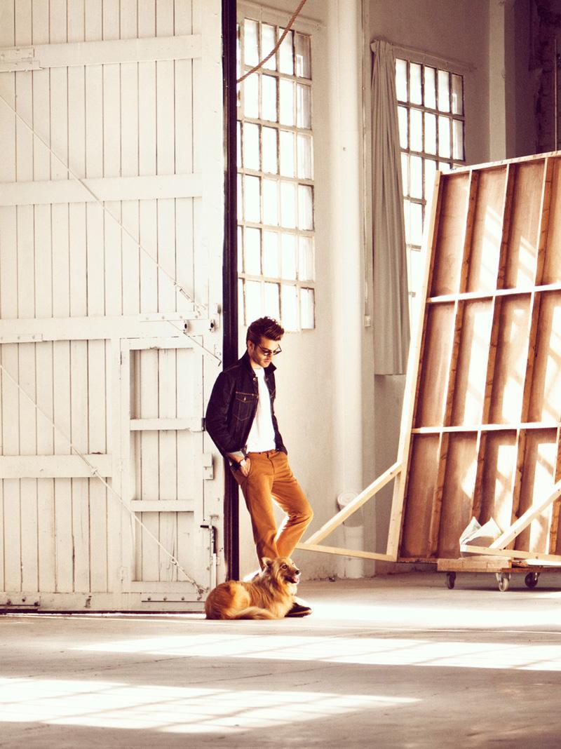 Jon Kortajarena by Sergi Pons for GQ France   CoverMen Blog