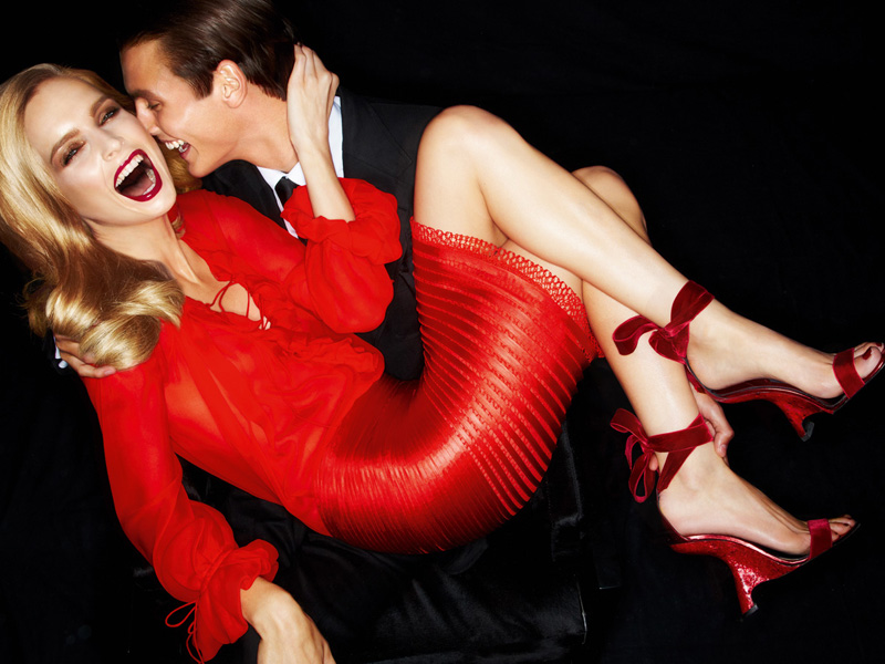 Mathias Bergh for Tom Ford Spring/Summer 2012 Campaign