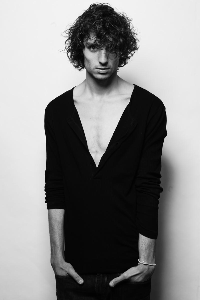 Portrait | Thomas Wolf by Anthony Meyer