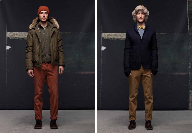 Woolrich John Rich & Bros. Fall/Winter 2012
