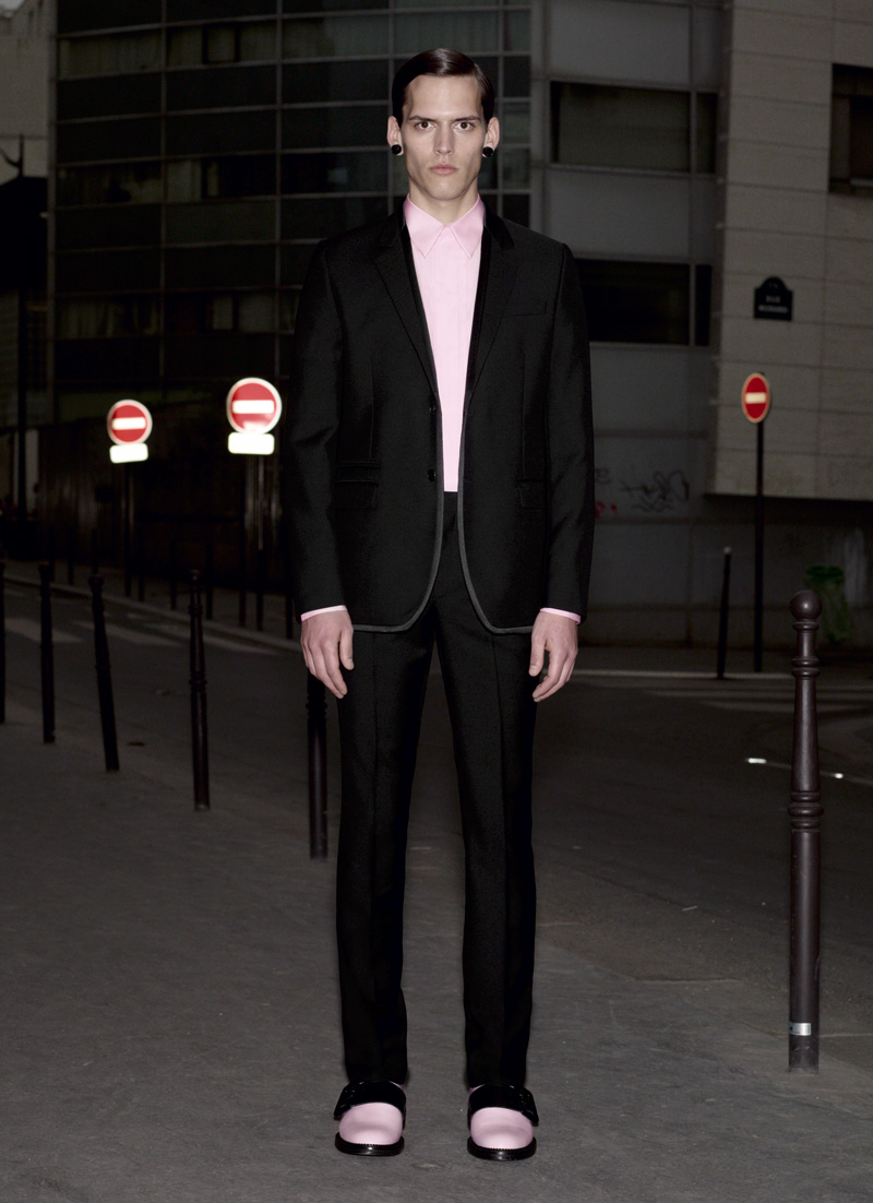 Simone Nobili & Christopher Michaut Step Out for Givenchy by Riccardo Tisci Pre-Spring 2013