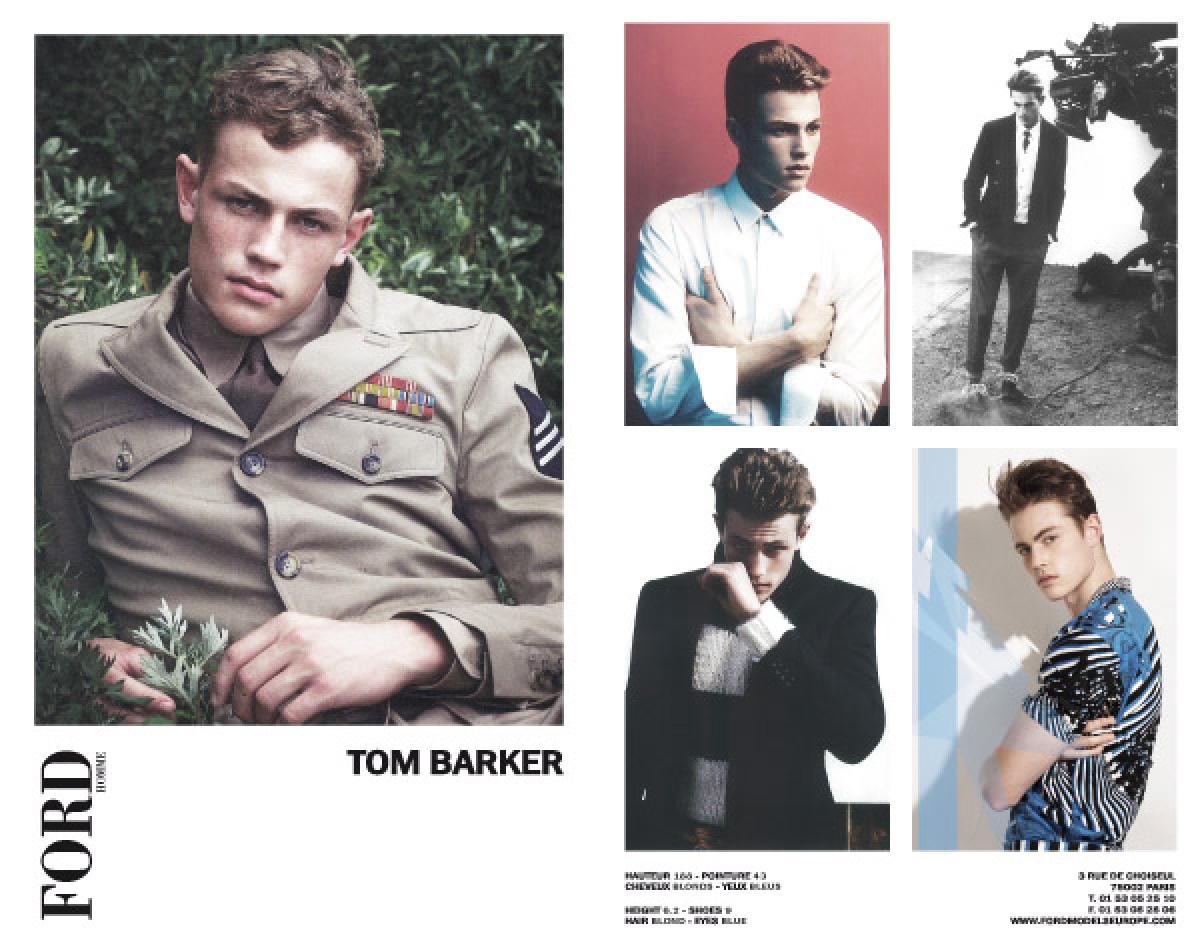 Ford Homme Spring/Summer 2013 Show Package image