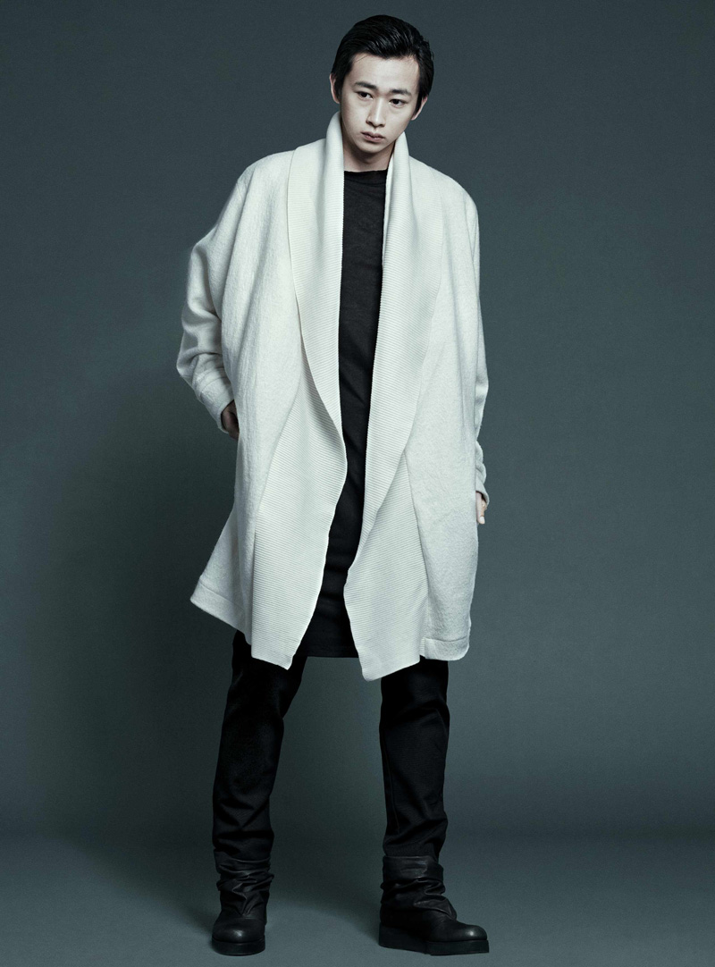 Complex Geometries Answers the Call of the Night for Fall/Winter 2012 image