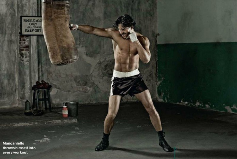 Joe-Manganiello-Shirtless-Boxing-Shorts
