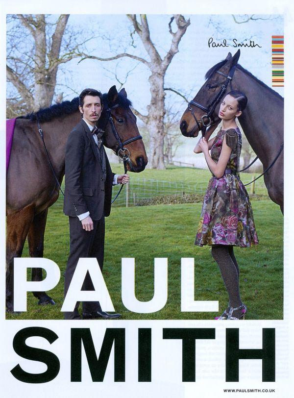 Campaign - Paul Smith Fall 2009
