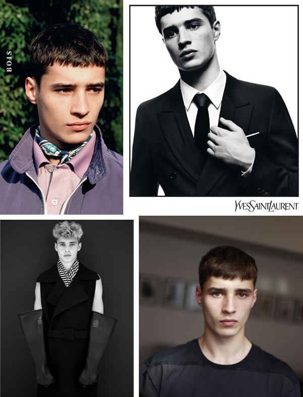 Model of the Month | Adrien Sahores