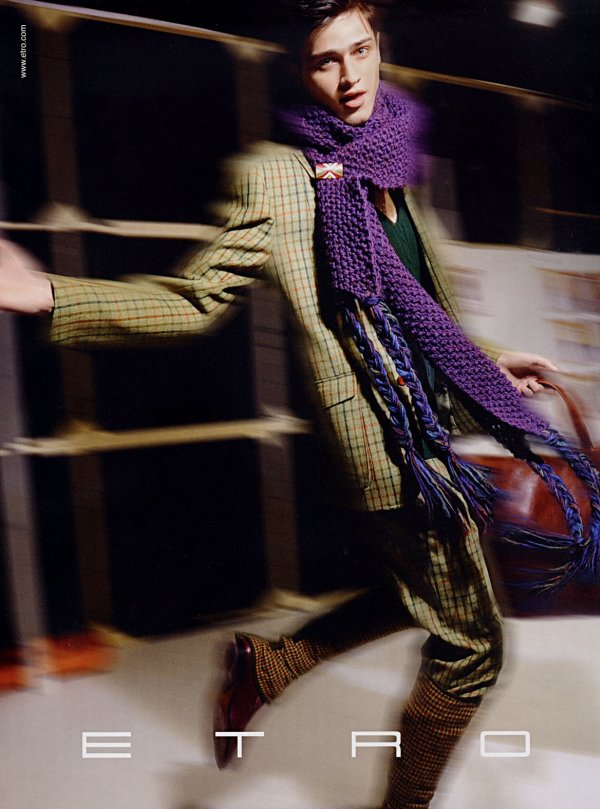 Aram Gevorgyan for Etro Fall 2010 Campaign