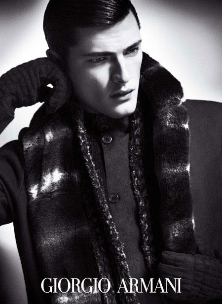 New Image - Sean O' for Giorgio Armani