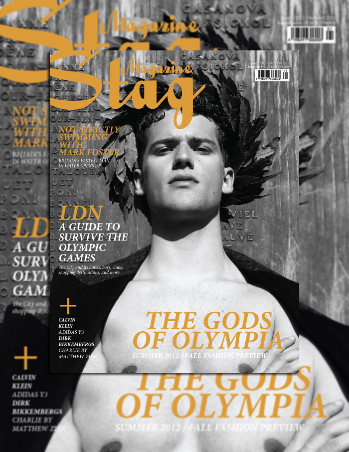Arthur Sales Covers Stag Magazine #1 Issue