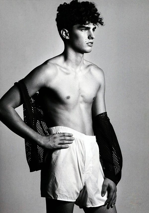 We Can Be Heroes | Joan Pedrola & Paolo Anchisi by Terry Gates for L'Officiel Hommes Germany
