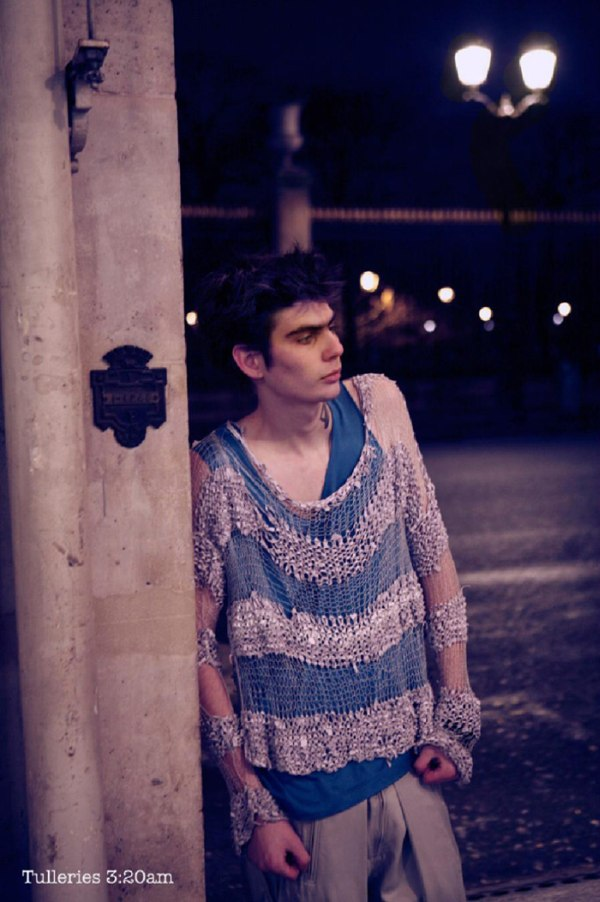Benoit Taupin by Bell Soto in Sleepless in Paris | Visual Tales