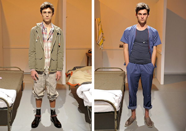 Band of Outsiders Spring 2011 | New York Fashion Week