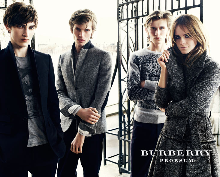 Burberry Fall 2009 Campaigns