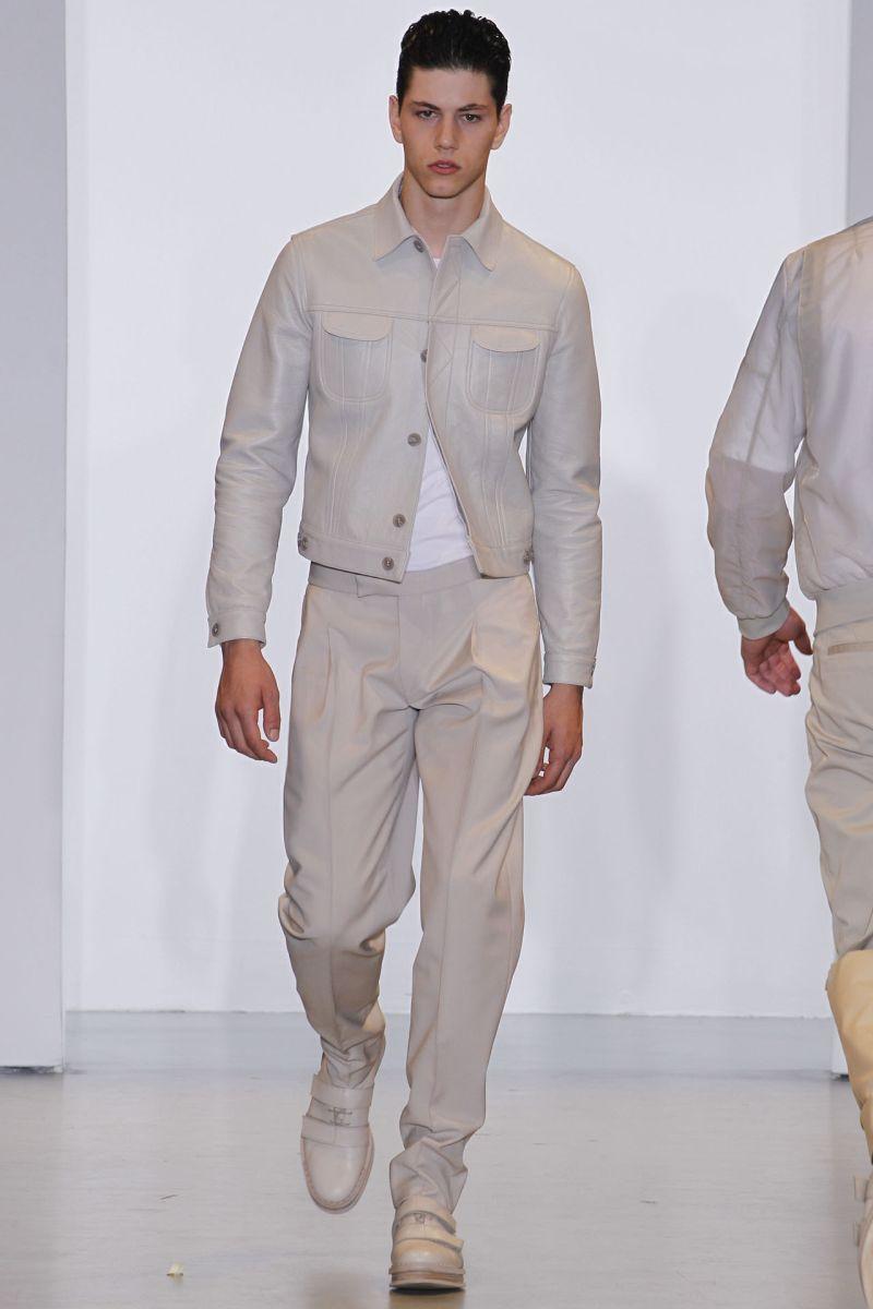 Calvin Klein Collection Spring/Summer 2013   Milan Fashion Week