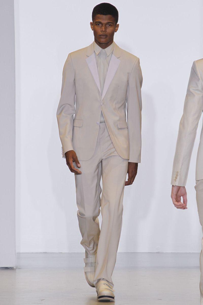 Calvin Klein Collection Spring/Summer 2013   Milan Fashion Week image