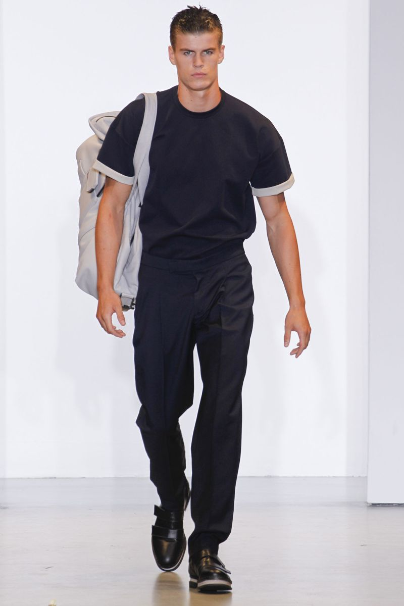 Calvin Klein Collection Spring/Summer 2013 | Milan Fashion Week