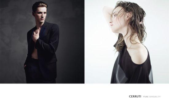 Preview - Cerruti Fall 2009 Campaign