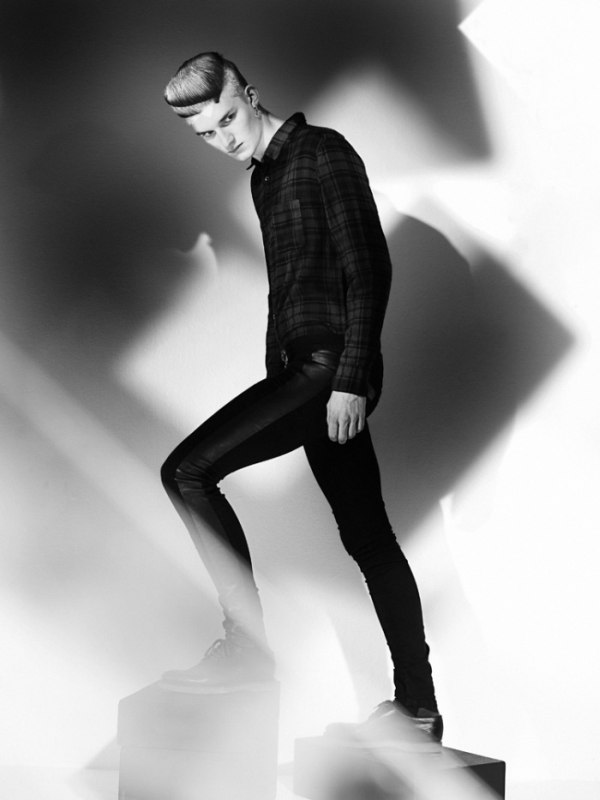 Cheap Monday Fall 2010 | Charlie Westerberg by Thomas Klementsson