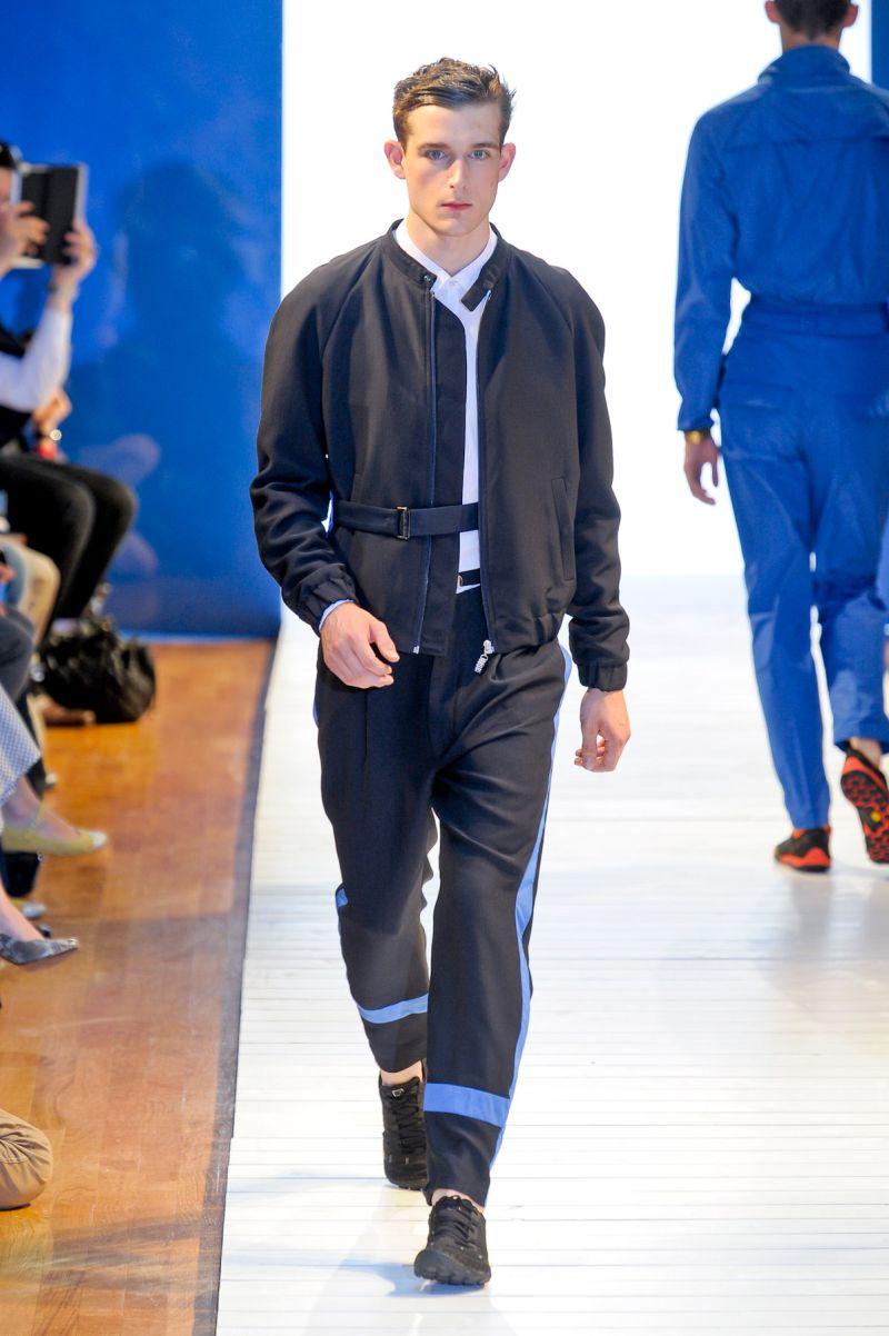 Christian Lacroix Homme Spring/Summer 2013 | Paris Fashion Week image