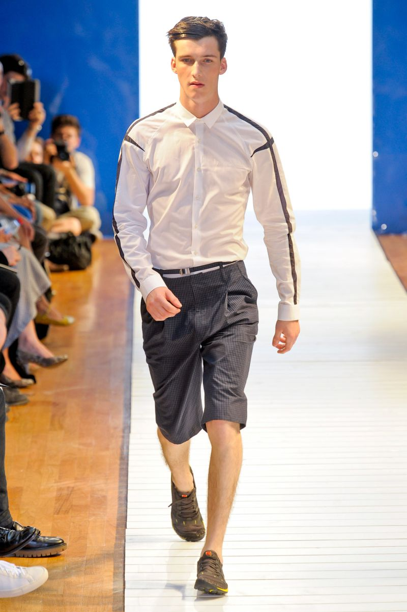 Christian Lacroix Homme Spring/Summer 2013 | Paris Fashion Week