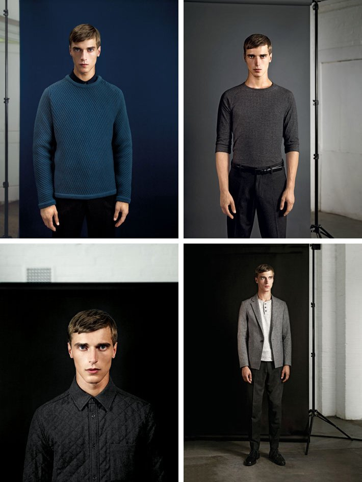 Clément Chabernaud for COS Fall 2010 Campaign