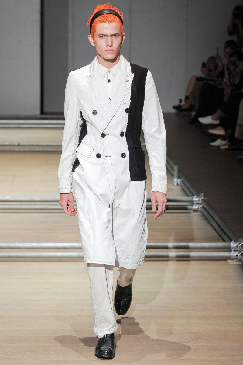 Comme des Garçons Homme Plus Spring/Summer 2013 | Paris Fashion Week image