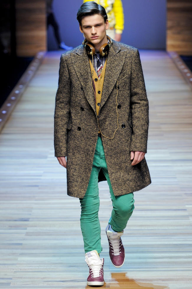 D&G Fall 2011 | Milan Fashion Week
