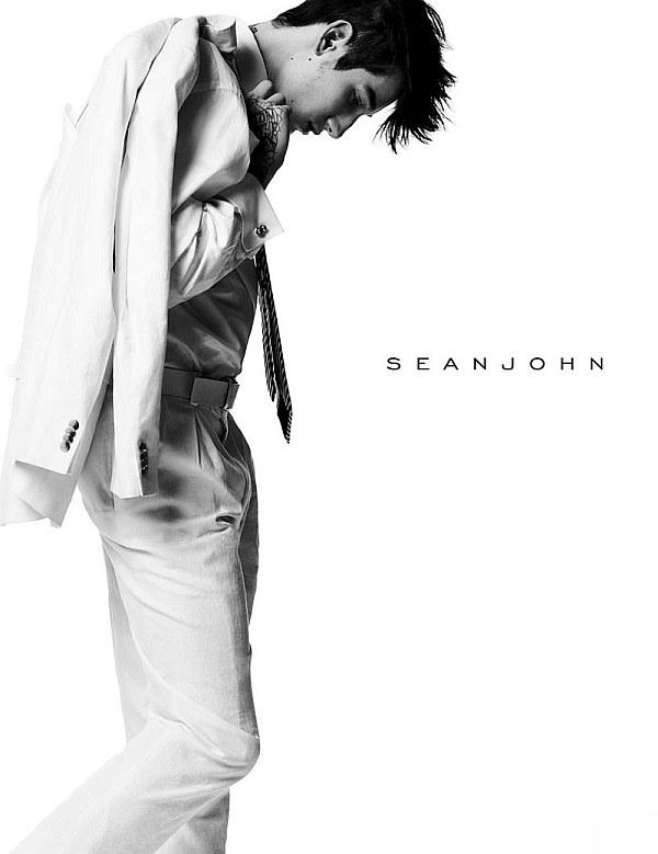 Spring 2010 Campaign   Dan Felton for Sean John