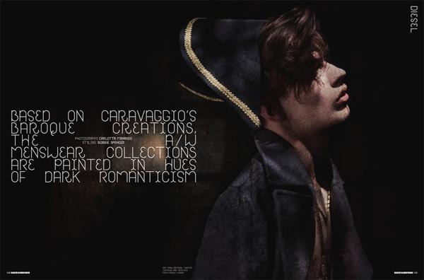 Dazed & Confused | Dark Romanticism by Carlotta Manaigo