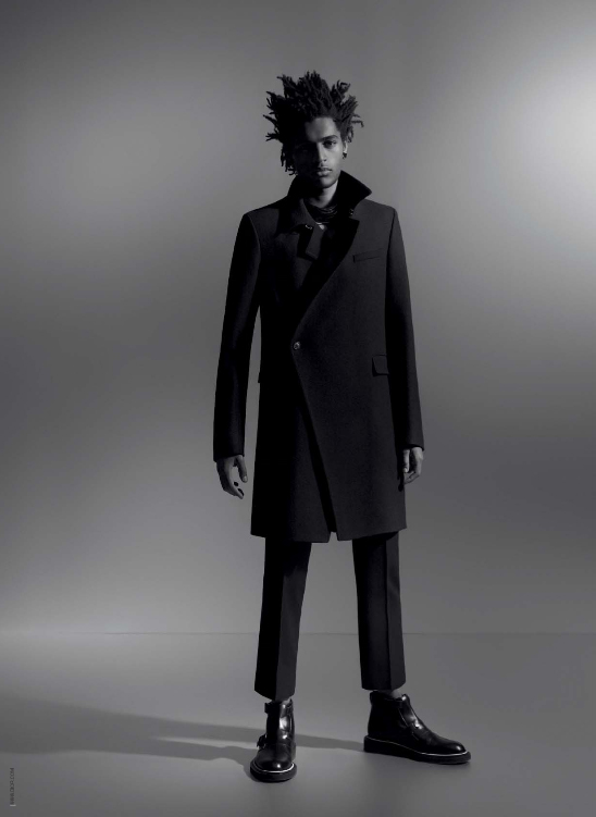 Campaign Teaser - Dior Homme Fall 2009