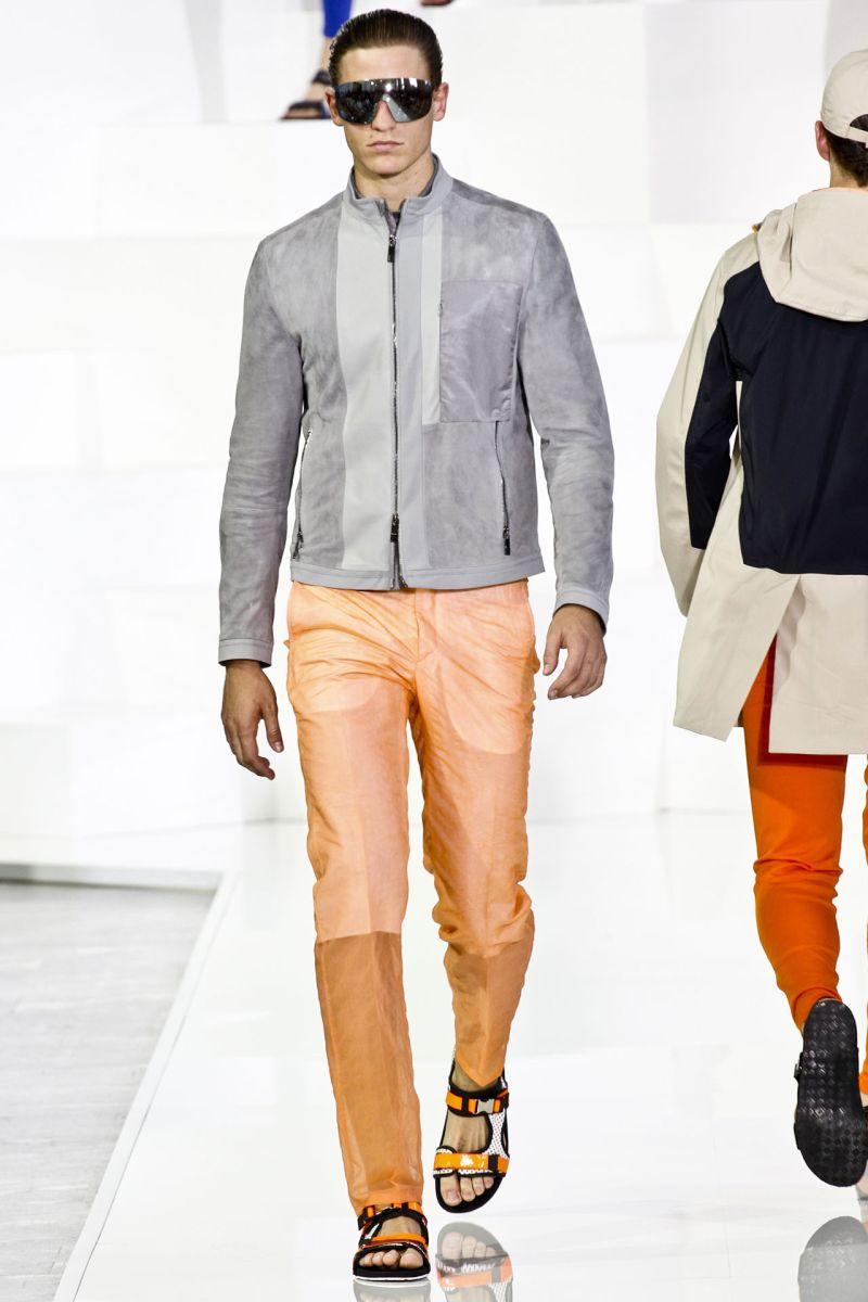 Dirk Bikkembergs Spring/Summer 2013   Milan Fashion Week image