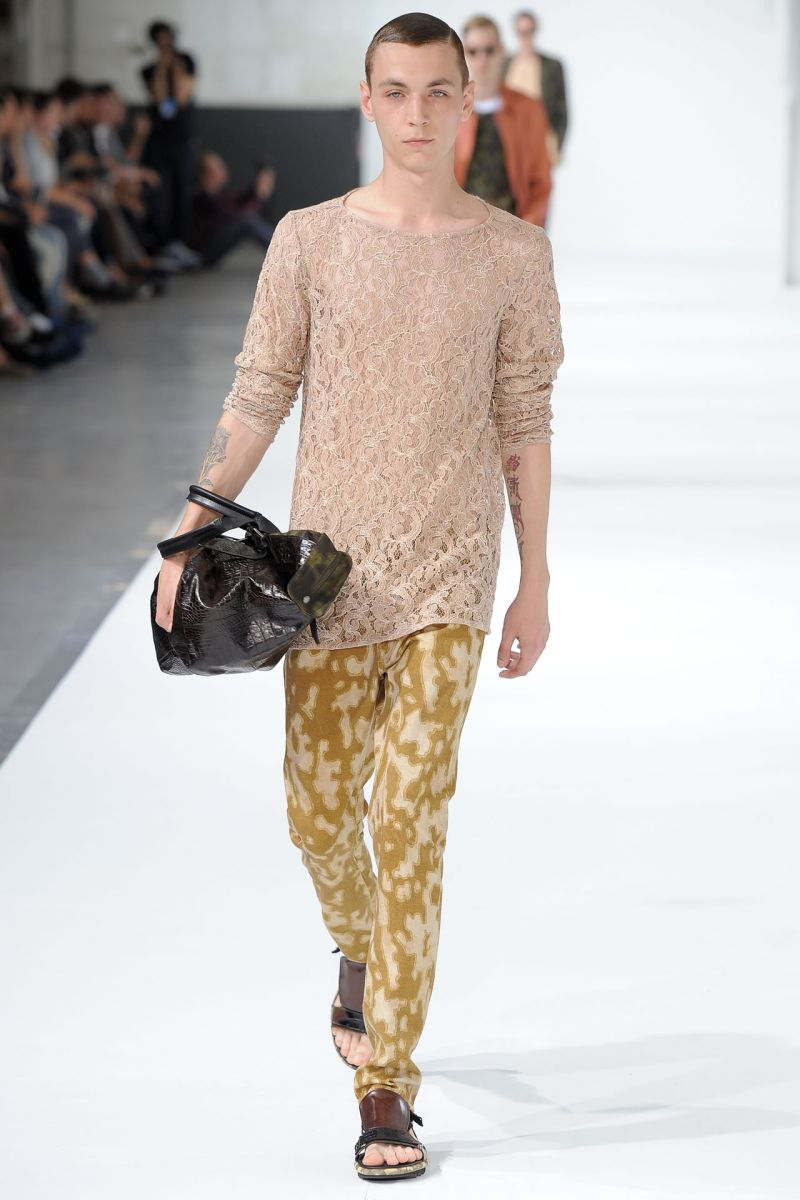 Dries Van Noten Spring/Summer 2013 | Paris Fashion Week