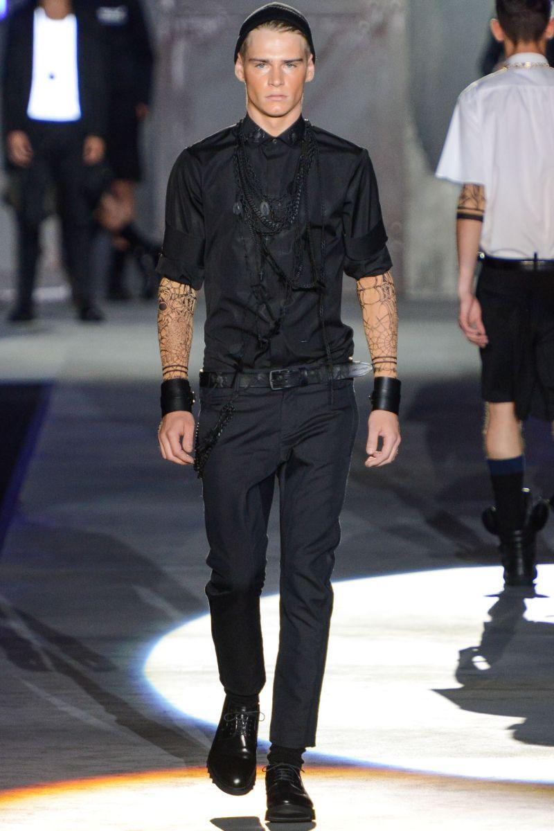 Dsquared² Spring/Summer 2013 | Milan Fashion Week