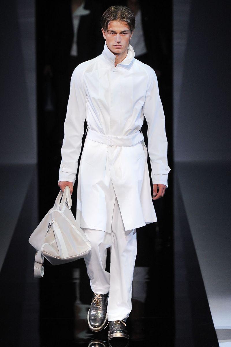Emporio Armani Spring/Summer 2013 | Milan Fashion Week