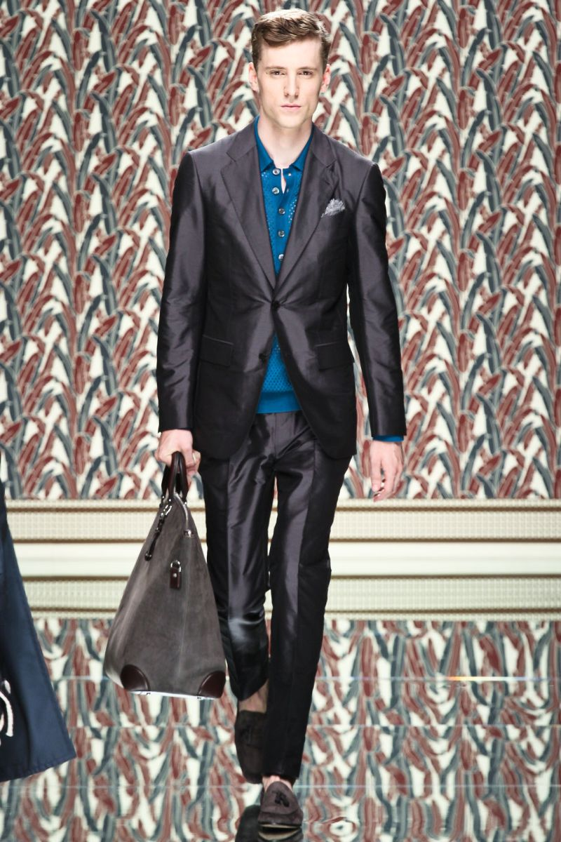 Ermenegildo Zegna Spring/Summer 2013 | Milan Fashion Week
