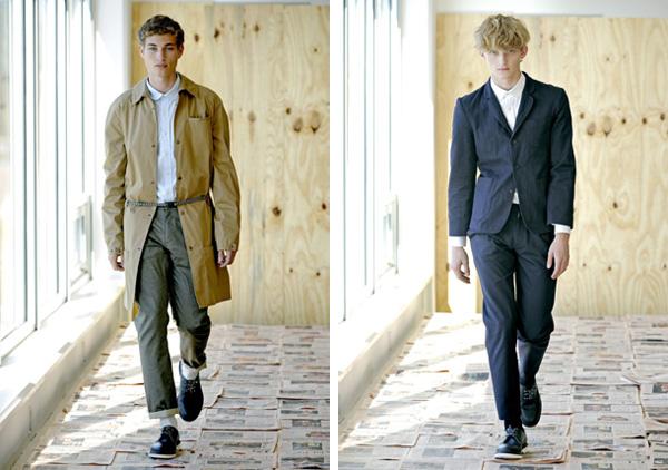 Patrik Ervell Spring 2011 | New York Fashion Week